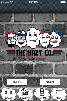 The Hazy Company poster