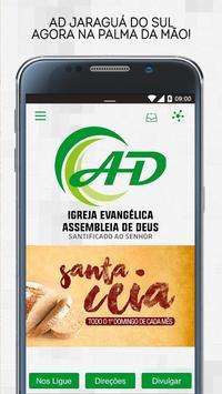 AD Jaraguá do Sul poster