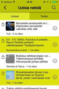 AVOIN yliopisto (JY) apk screenshot