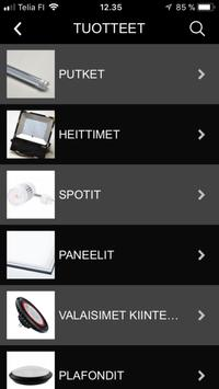 Led Experts Finland Oy apk screenshot