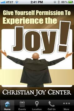 Christian Joy Center Church poster