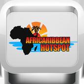 AfriCaribbean Hotspot icon