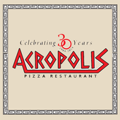 Acropolis Pizza 图标