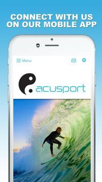 AcuSport Health Center   Ocean Beach poster