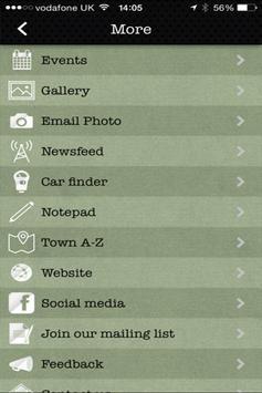 The Official Abingdon App screenshot 11