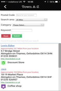 The Official Abingdon App screenshot 12