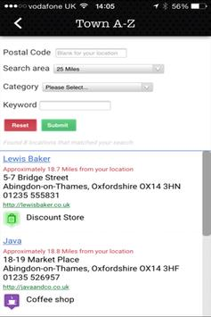 The Official Abingdon App screenshot 2