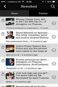 The Official Abingdon App screenshot 3