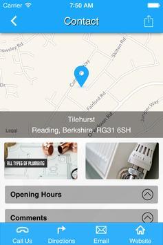 AB Plumbing & Heating screenshot 1