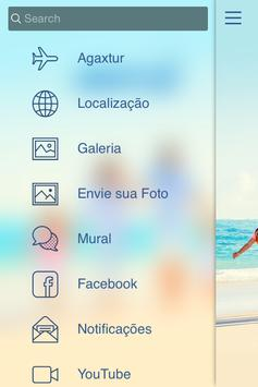 Agaxtur para agente de viagem apk screenshot