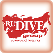 RuDIVE Group 5* IDC PADI icon