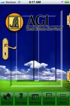 AGI Real Estate Services poster