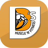 D's Muscle N Fitness icon