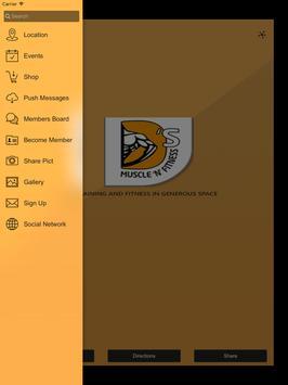 D's Muscle N Fitness apk screenshot