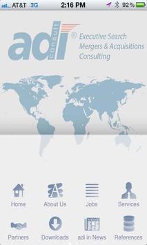 adi Consult Americas poster