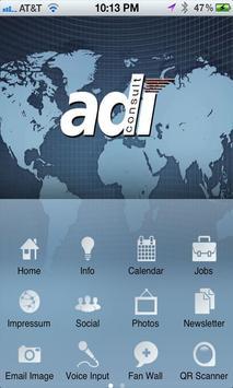 adi Consult Europe poster