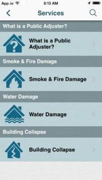 Fire & Water Damage Adjuster apk screenshot