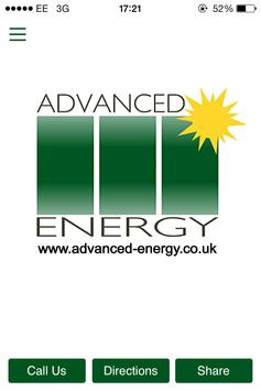 Advanced Energy Specialists poster