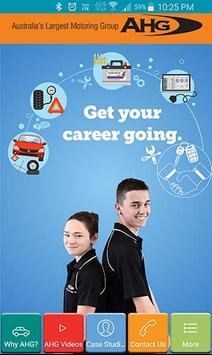 AHG Apprentice poster