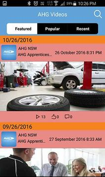 AHG Apprentice screenshot 2