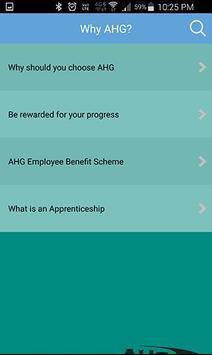 AHG Apprentice apk screenshot