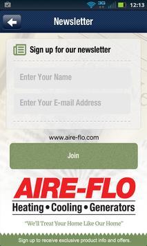 The Aire-Flo Corporation apk screenshot