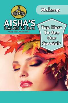 Aisha's Salon & Spa screenshot 4