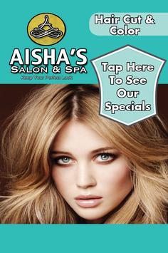 Aisha's Salon & Spa screenshot 8