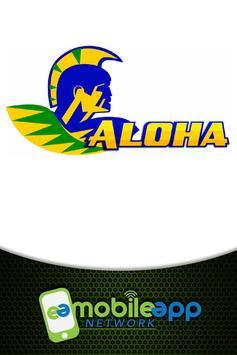 Aloha High School poster