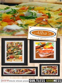 Alba's Pizza apk screenshot