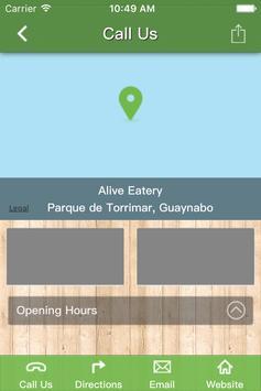 Alive Puerto Rico screenshot 1