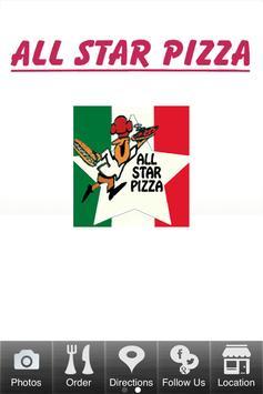 All Star Pizza & Italian screenshot 2