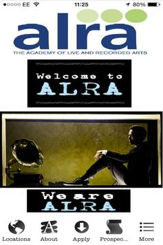 alra. poster