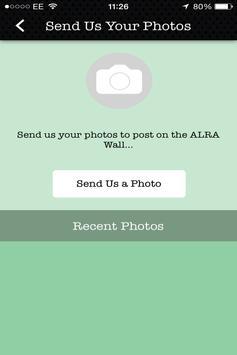 alra. screenshot 2