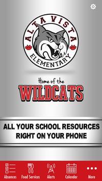 Alta Vista Elementary poster