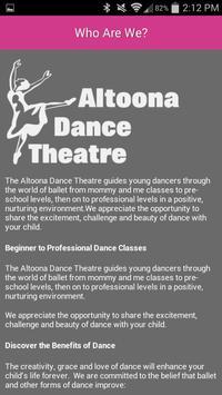 Altoona Dance School apk screenshot