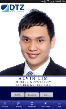 Alvin Lim poster