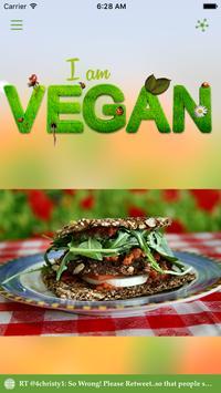 The Vegan App | Vegan Recipes poster