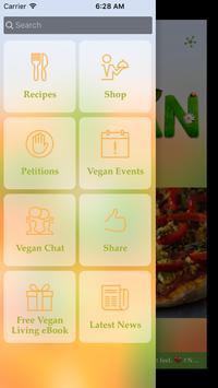 The Vegan App | Vegan Recipes screenshot 1