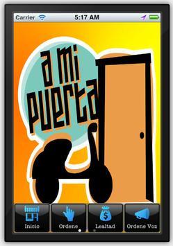 A Mi Puerta poster