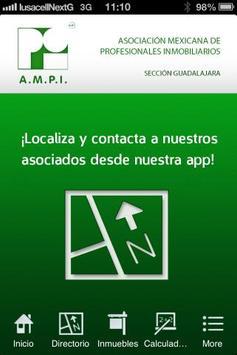 AMPI Guadalajara poster