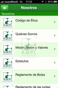 AMPI Guadalajara apk screenshot