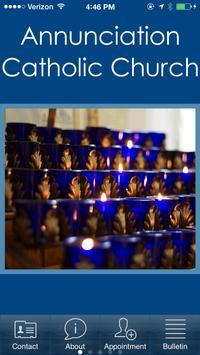 Annunciation Brazil-IND poster