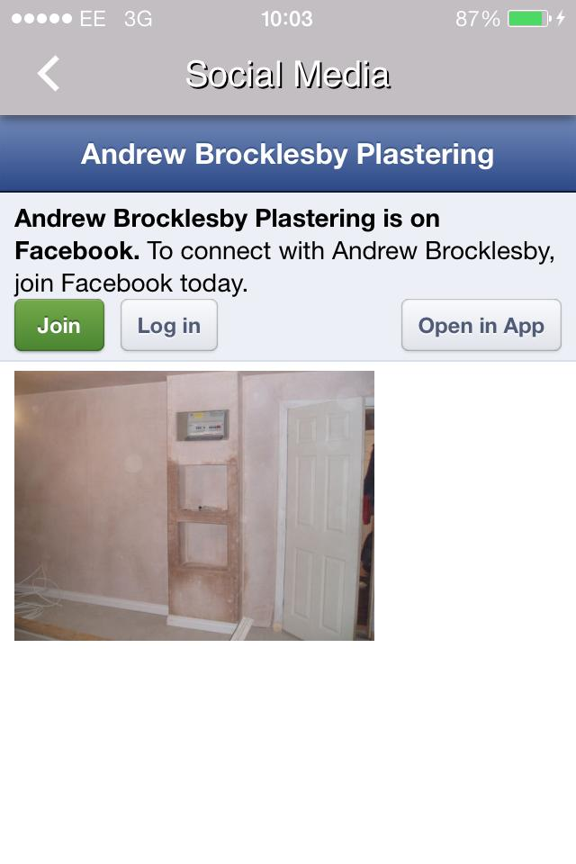 Andrew Brocklesby poster