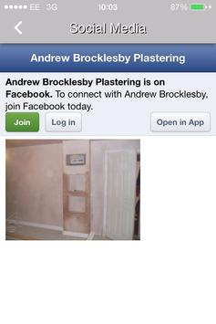 Andrew Brocklesby screenshot 1