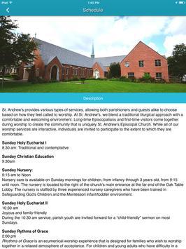 St. Andrew's Episcopal Houston screenshot 4