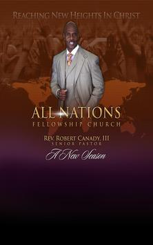 All Nations Fellowship poster