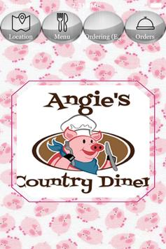 Angie's Country Diner poster