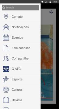 App Anhembi Tênis Clube apk screenshot