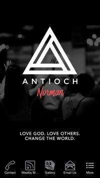 Antioch poster